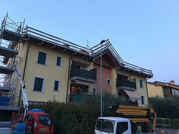 rifacimenti e coperture edili industriali e condominiali