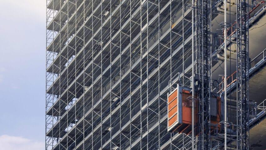ascensori per cantiere